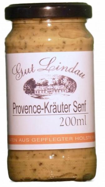 Provence Kräuter Senf 200 ml
