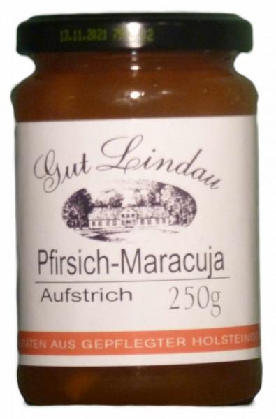 Maracuja - Pfirsich Aufstrich 250 g
