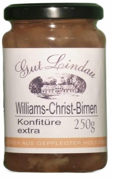 Williams-Christ-Birnen Konfitüre Extra 250 g