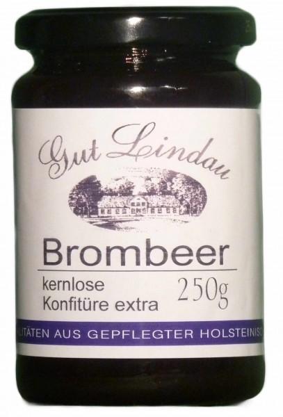 kernlose Brombeer Konfitüre extra 250 g